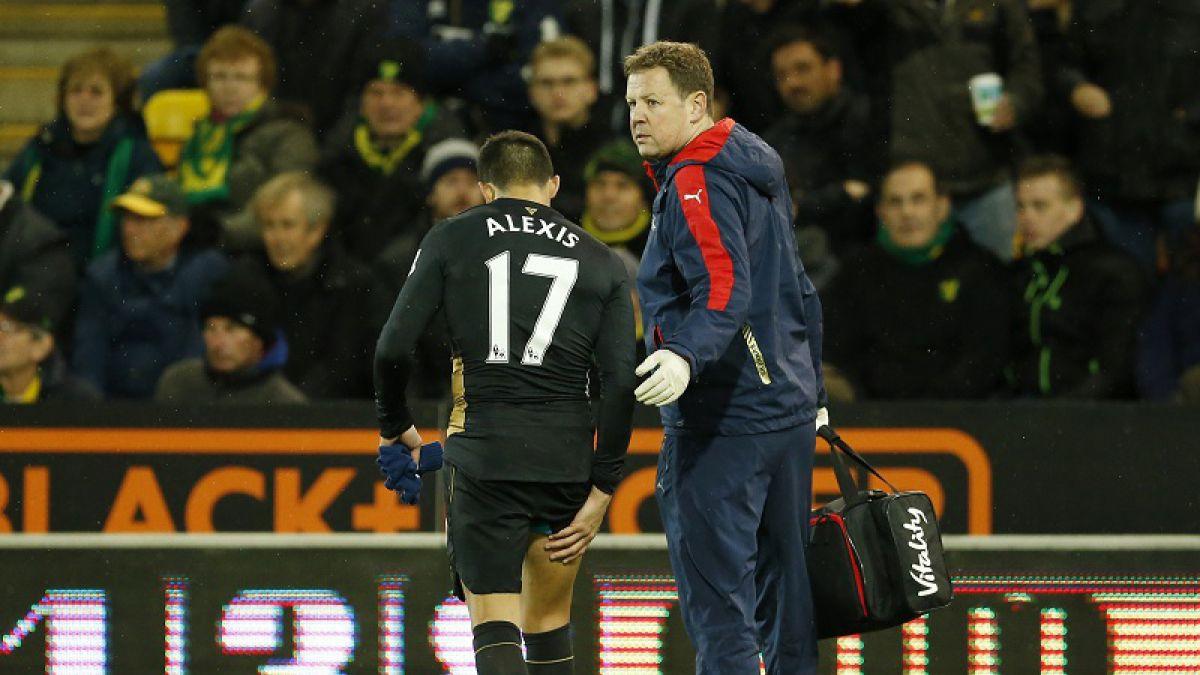 Arsene Wenger pone en duda presencia de Alexis frente al Chelsea