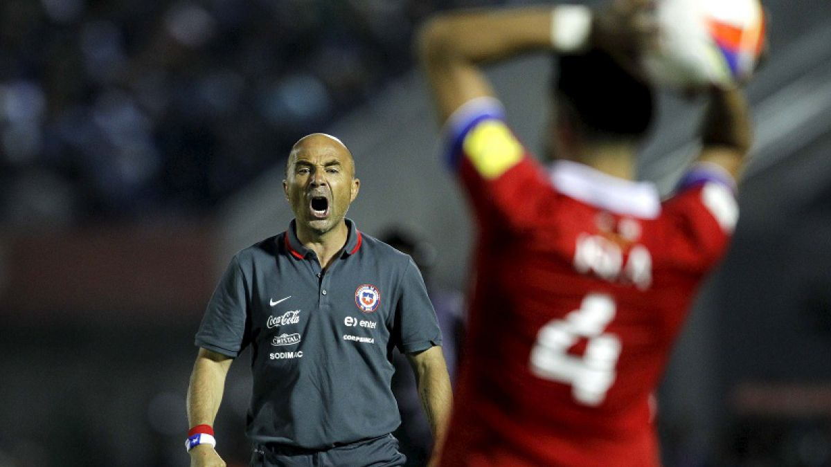 Candidato a presidencia de Flamengo asegura fichar a Sampaoli si gana elecciones