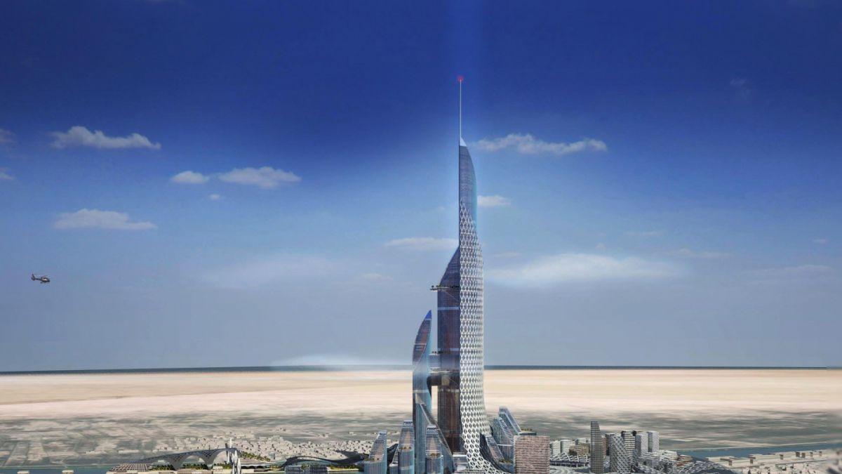 la novia el rascacielos ms alto del mundo que se construir en irak