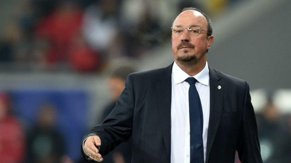 Real Madrid despediría a Rafa Benítez y Zidane asumiría de manera interina