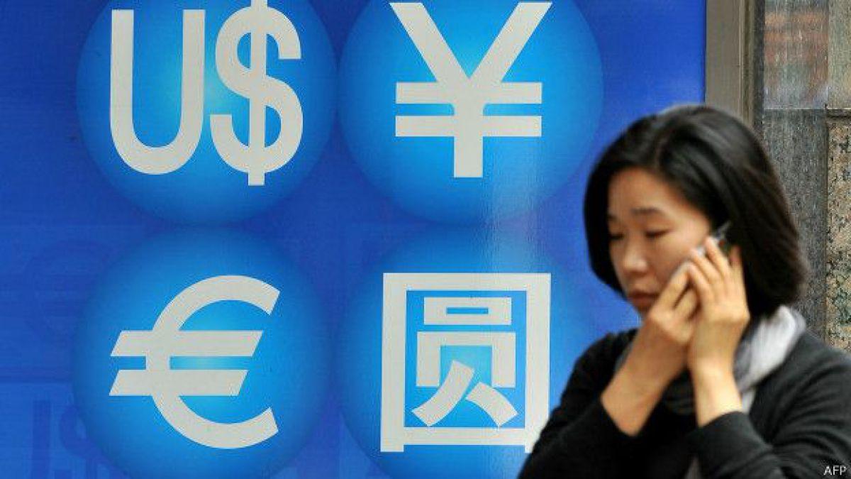 Cotización de las bolsas chinas es suspendida tras una caída del 7%