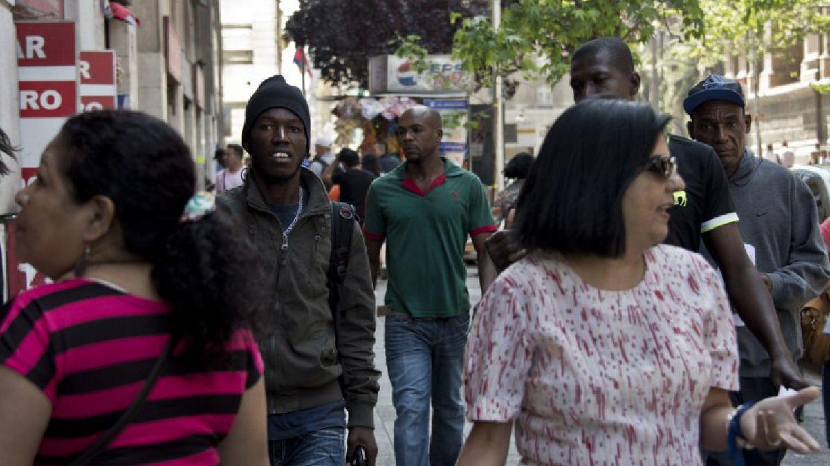 Chile, el nuevo El Dorado para la inmigración latinoamericana