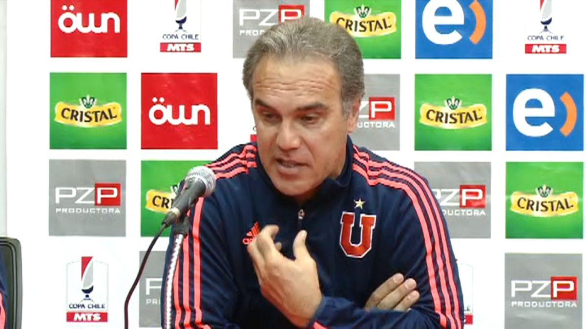"""Martín Lasarte quiere despedirse con un título: """"Uno siempre trata de salir de la mejor forma"""""""