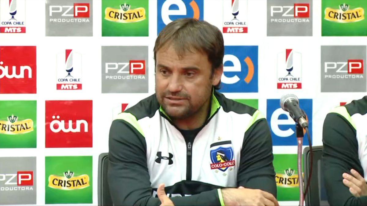 Doble prioridad: José Luis Sierra añora ganar la Copa Chile y Apertura