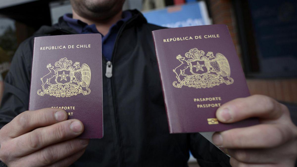 Pasos para solicitar o renovar el pasaporte chileno