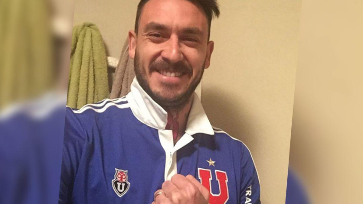 Azules por el mundo: Pinilla y Montillo celebran la obtención de la Copa Chile 2015