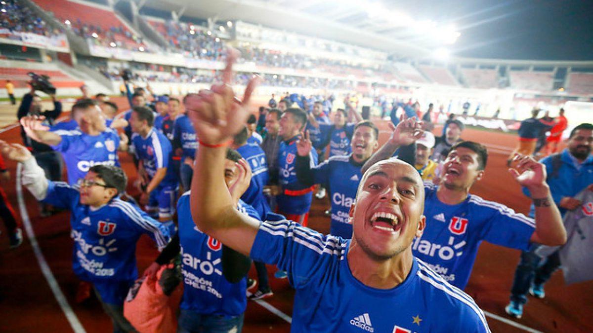 5 de 5: Universidad de Chile siempre ganó cuando jugó la final de la Copa Chile