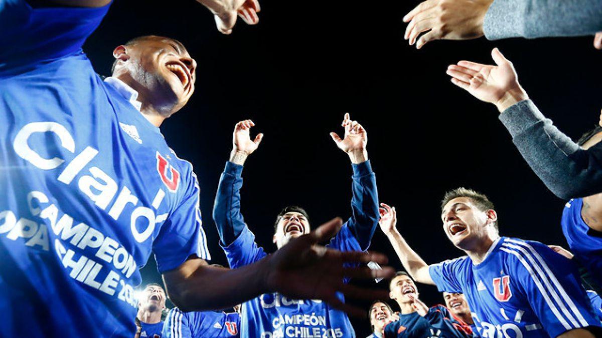 La U modelo 2016: DT Lasarte deja el banco azul y capitán parte del club