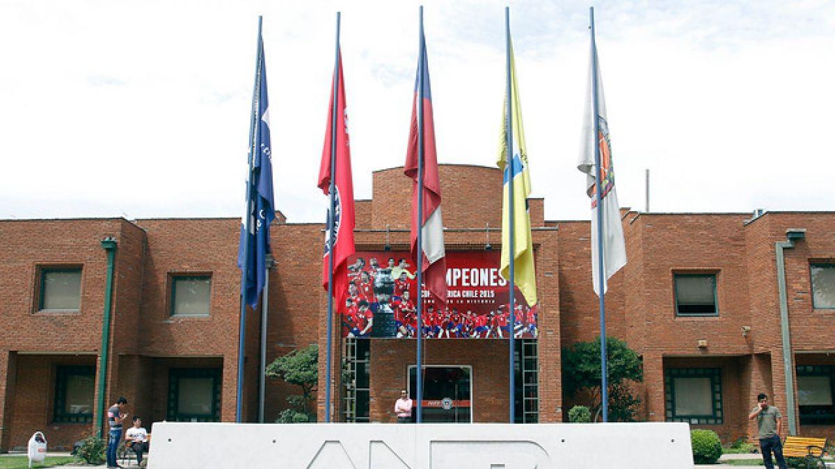 Querella contra Jadue: Directivos de la ANFP acuden a declarar