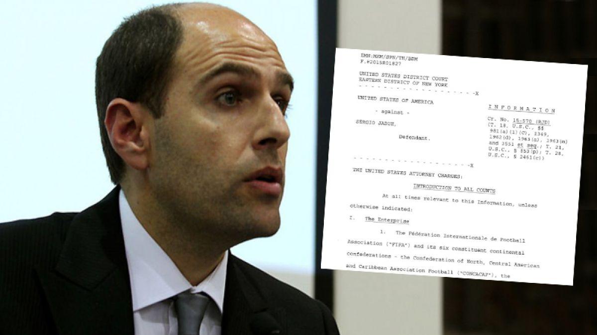 Acusaciones de EE.UU. contra Jadue incluyen esquemas en Copa Libertadores y Copa América