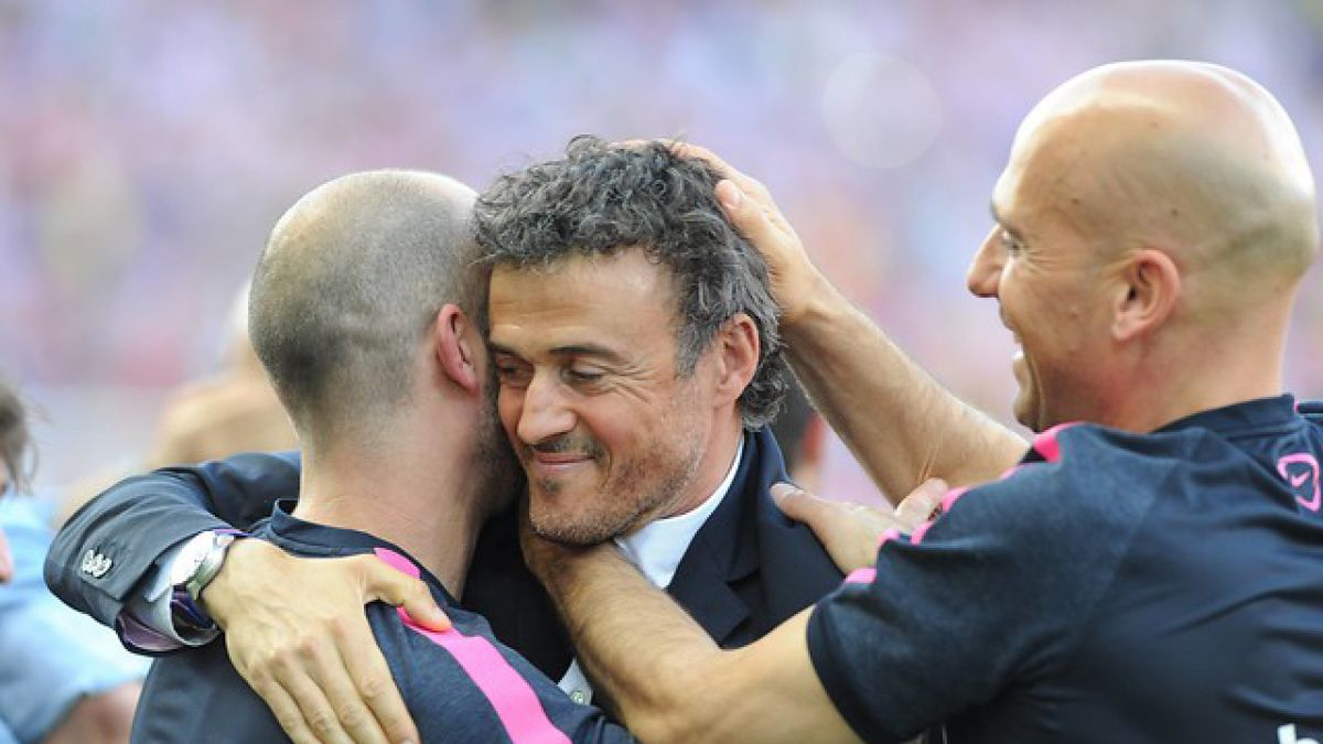 Sampaoli no pudo: Luis Enrique es elegido por la FIFA como Mejor técnico 2015