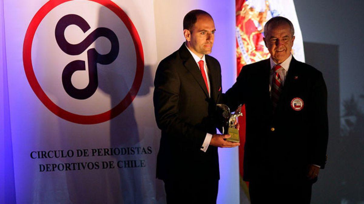 Círculo de Periodistas Deportivos retira premio de Mejor Dirigente a Sergio Jadue