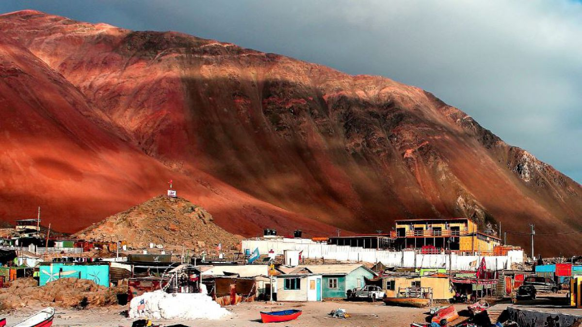 Se aprueba central hidroeléctrica de 300MW en el Desierto de Atacama