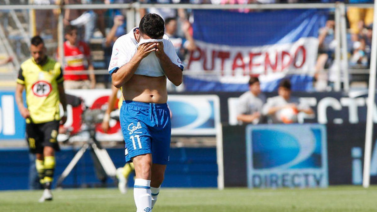 Fernando Cordero se operará de cáncer de piel tras el Apertura