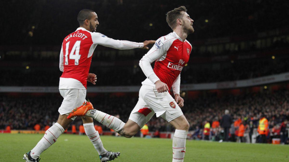 Sin Alexis Arsenal FC derrota a Sunderland y escala en la Premier League