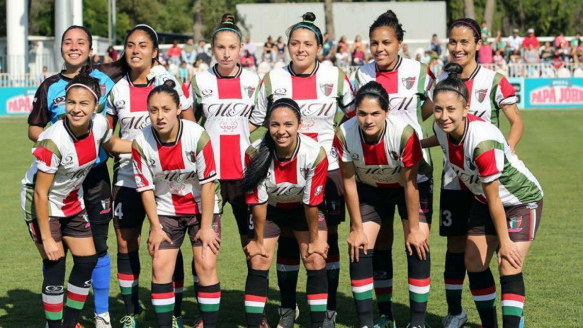 Palestino acaba con hegemonía de Colo Colo y se corona campeón nacional femenino
