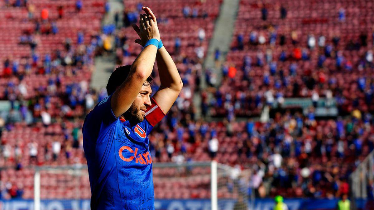 El adiós del capitán: José Pepe Rojas jugó su último partido con la camiseta de la U