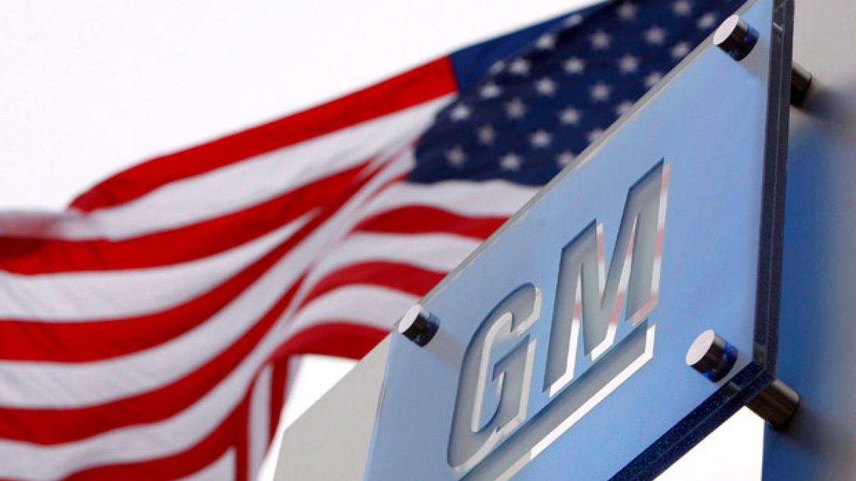 General Motors venderá por primera vez en EEUU autos fabricados en China