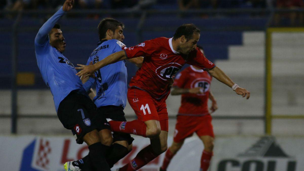 [MINUTO A MINUTO] Deportes Iquique recibe a La Calera en el Tierra de Campeones