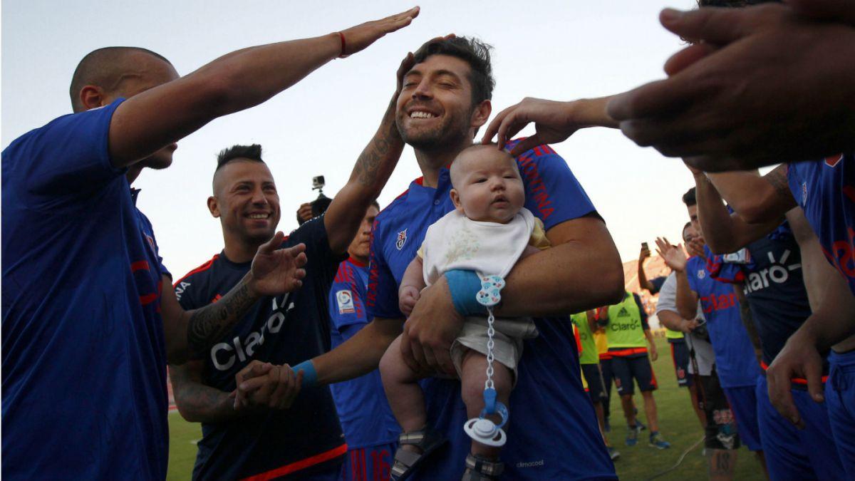 José Rojas en su adiós de la U: Me siento privilegiado y volveré