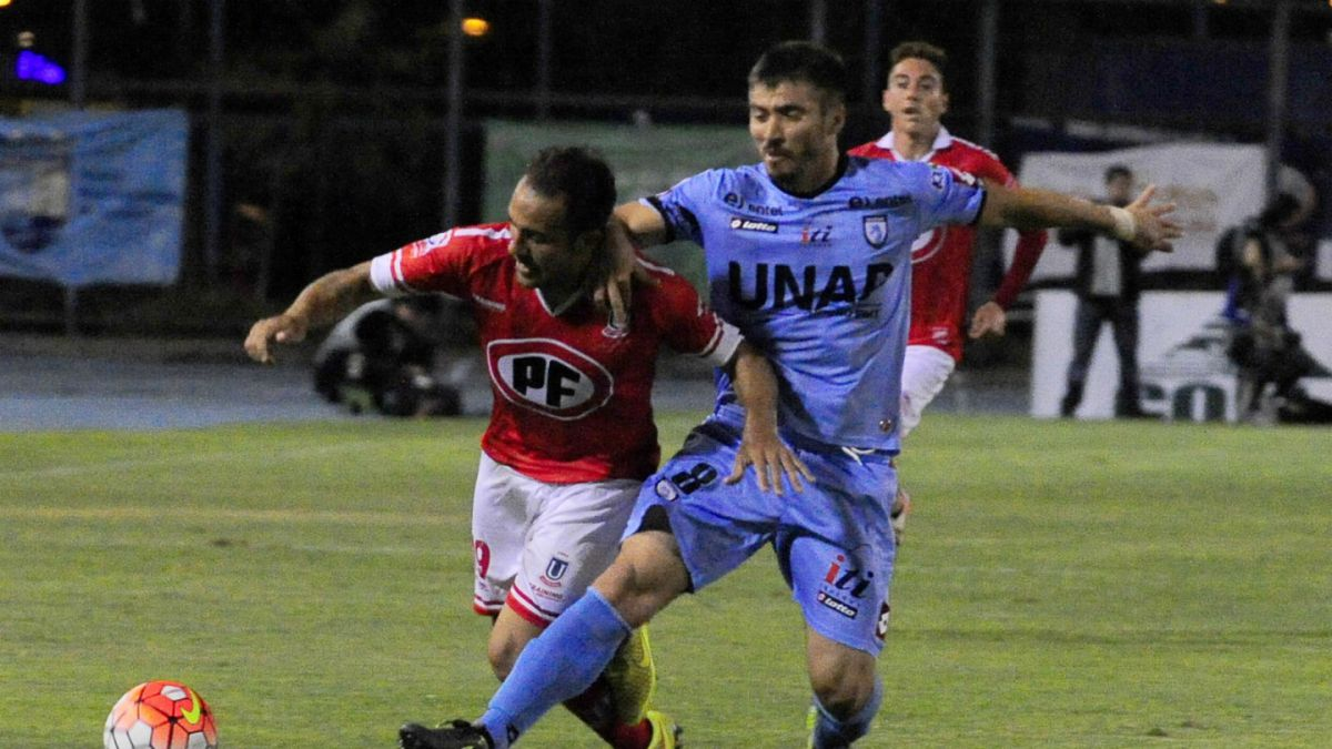 La Calera rescata un empate en la agonía frente a Deportes Iquique