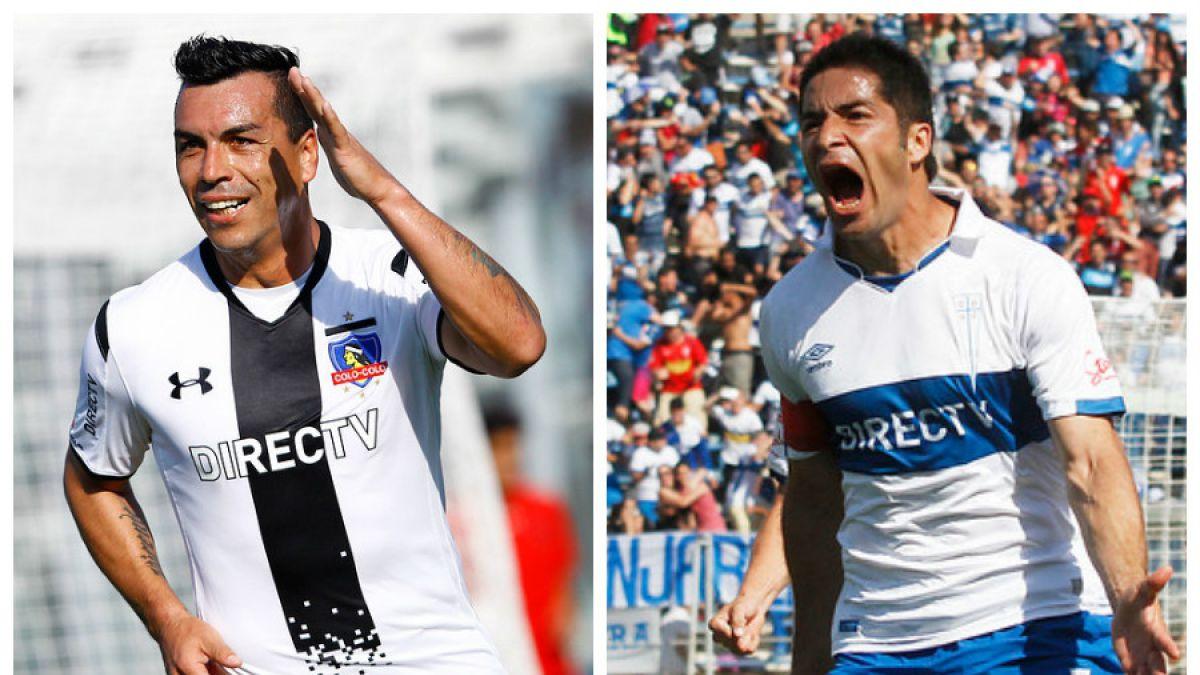 Colo Colo y Católica van por el título en la última fecha del torneo de apertura 2015-16