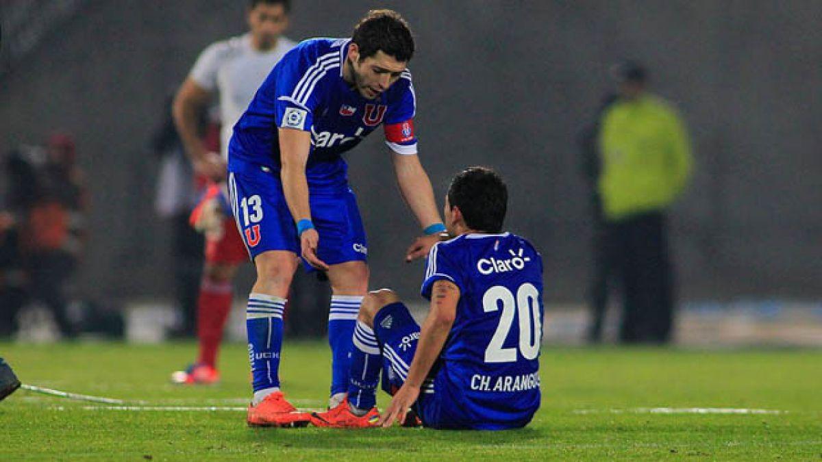 """El mensaje de Charles Aránguiz a José Rojas tras la partida del capitán """"azul"""""""