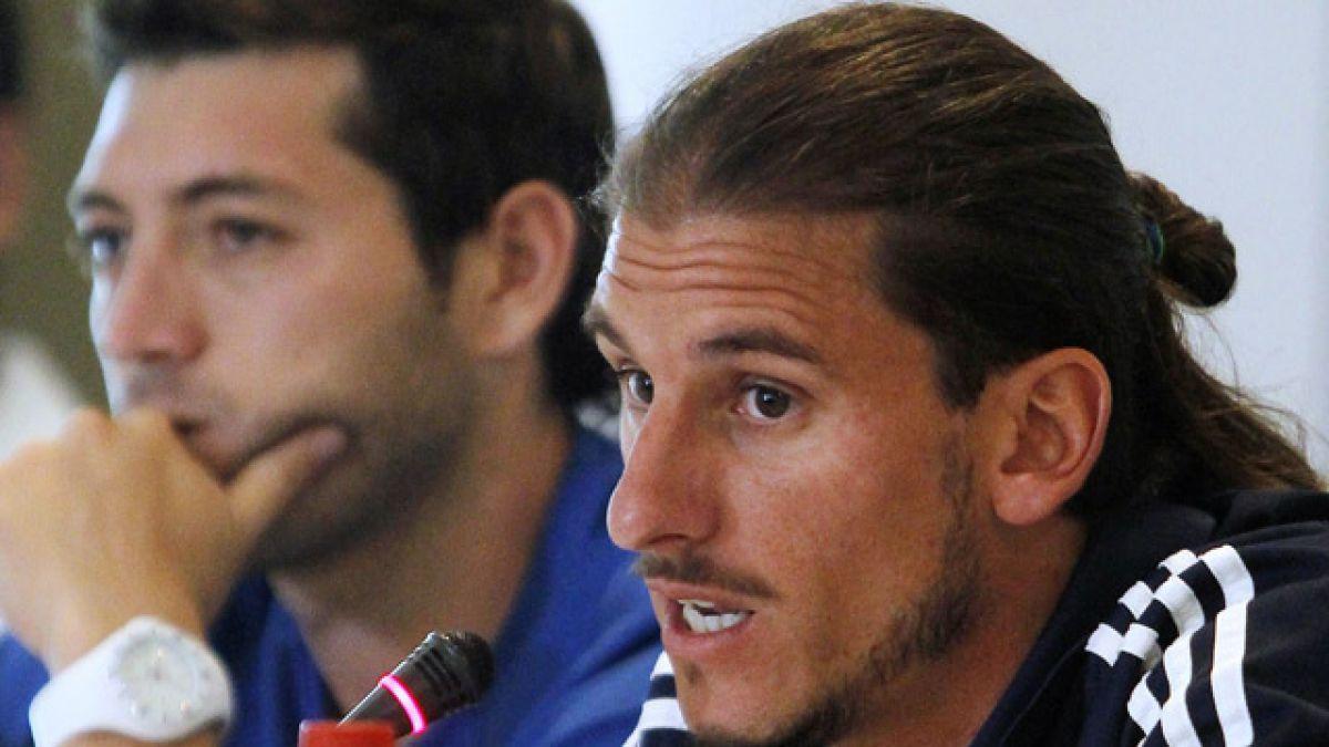 """Así explican en Azul Azul la polémica reunión de Sebastián Beccacece con jugadores de la """"U"""""""