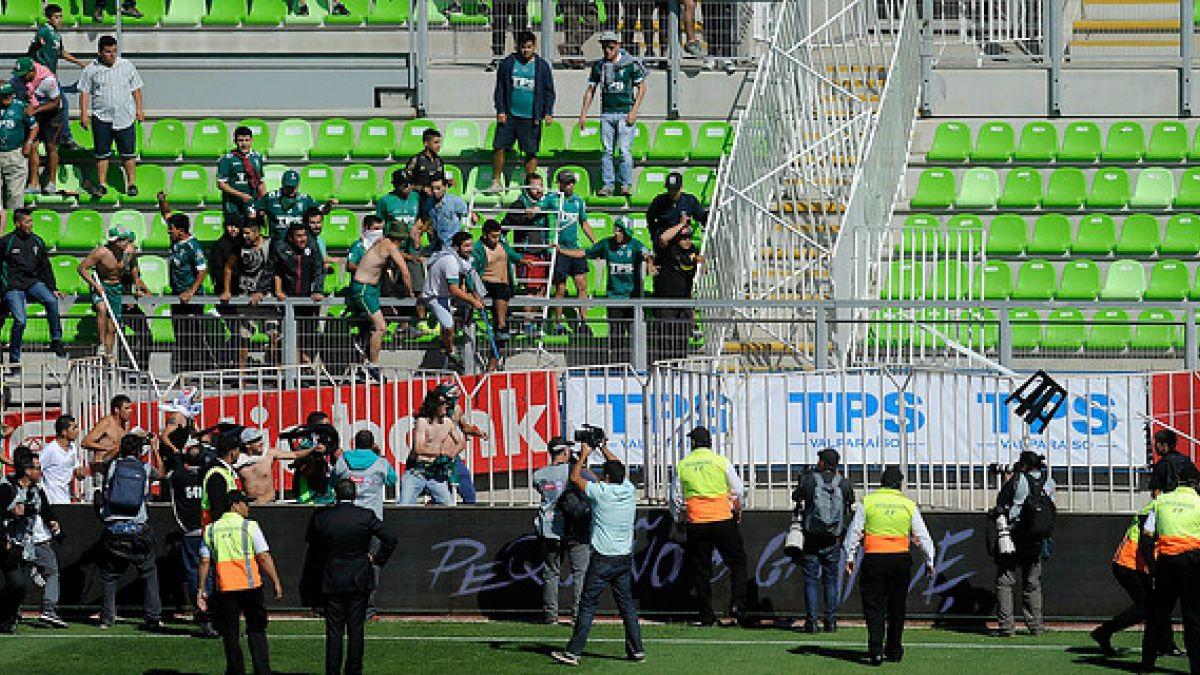 Jugadores de la Roja condenan incidentes: Queremos un Chile seguro
