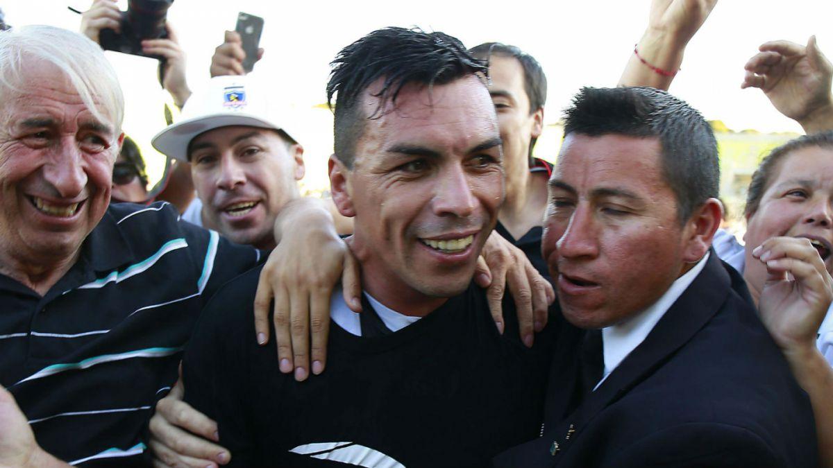 Esteban Paredes: Nadie nos regaló nada y fuimos los mejores de principio a fin