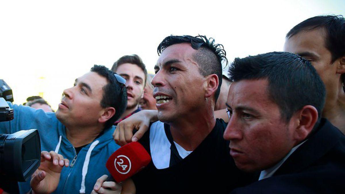 Colo Colo celebra título manchado por los graves incidentes en Valparaíso