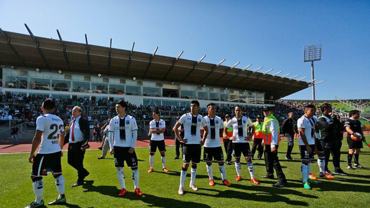 Suspendido duelo entre Wanderers y Colo Colo se jugará el miércoles sin público