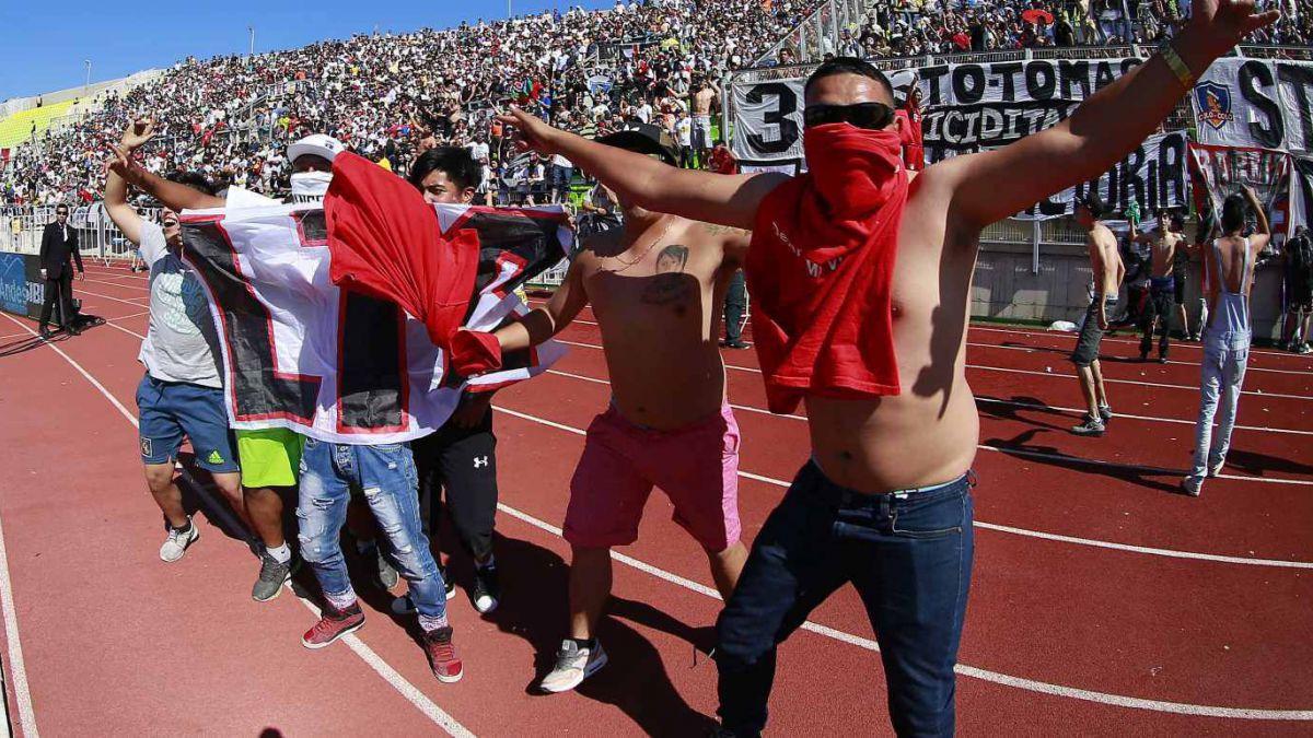 Autoridades se reúnen en La Moneda para analizar incidentes en Valparaíso