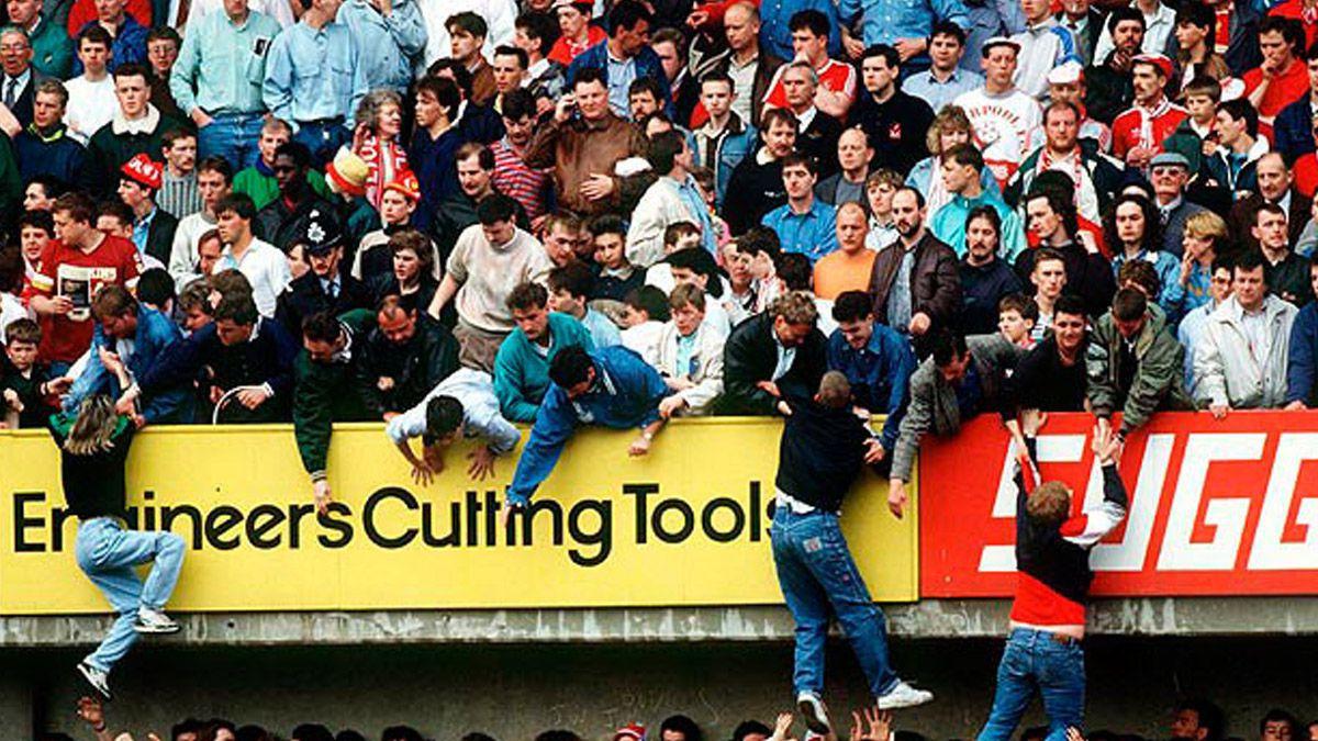La tragedia de Hillsborough que marcó un cambio radical en las normas de seguridad