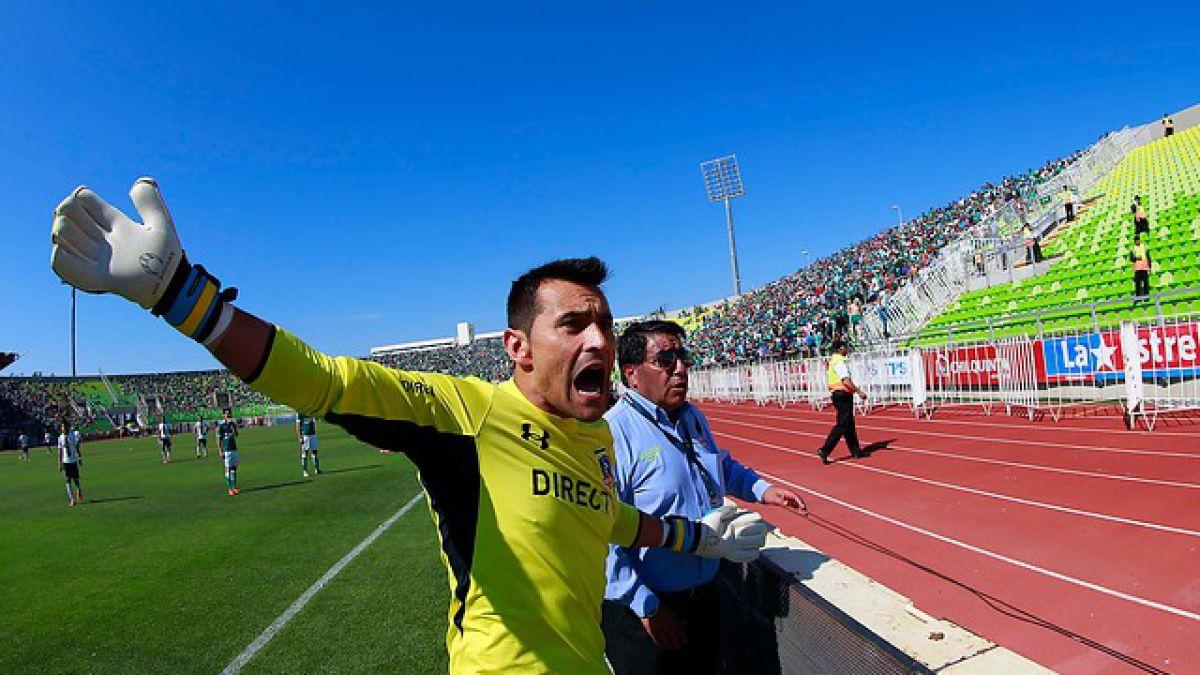"""Meta de Colo Colo y suspendido duelo con Wanderers: """"Lo más sano es que no se juegue"""""""