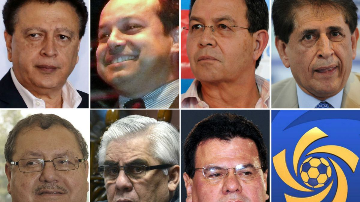 Concacaf será presidida temporalmente por su comité ejecutivo