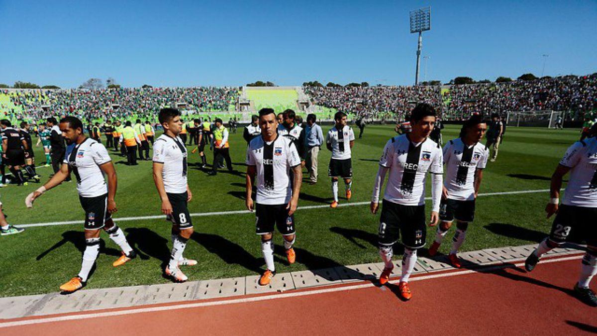 La molestia de Colo Colo ante posibilidad de que duelo con Wanderers se dispute el jueves