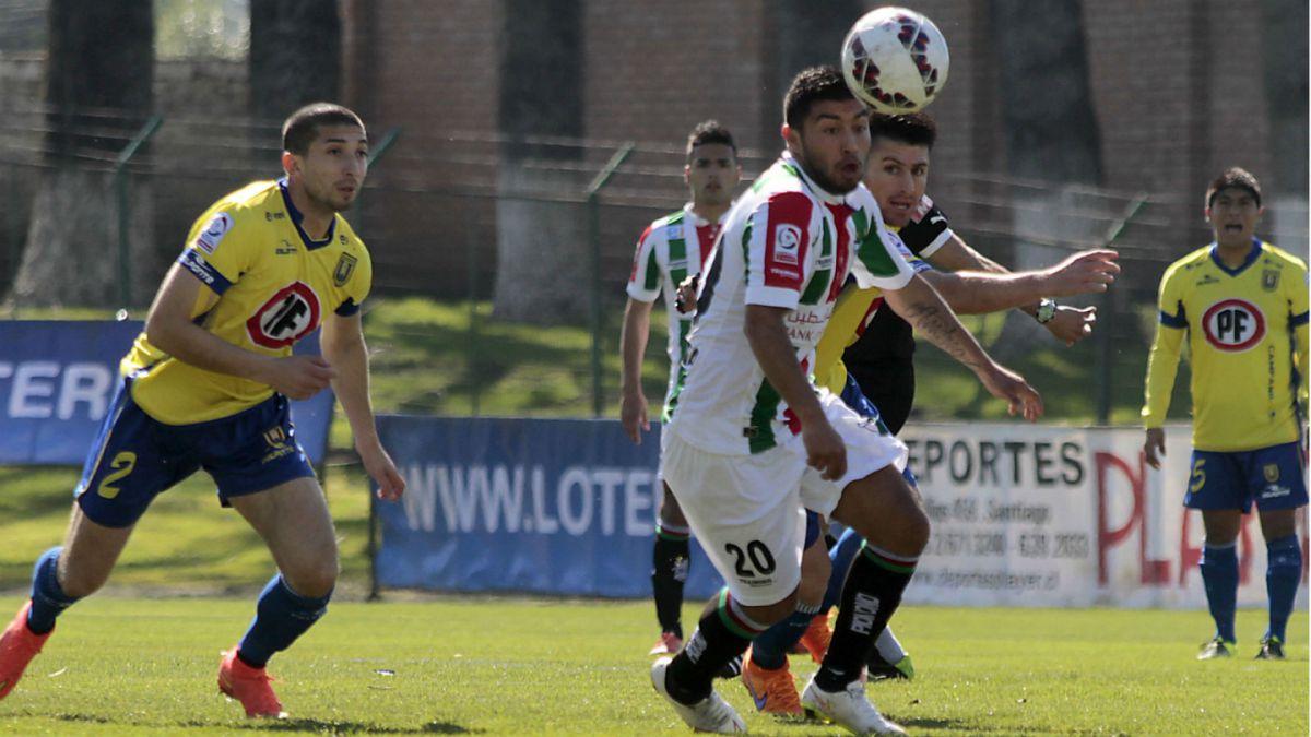 Palestino confirma horario de su partido ante U. de Concepción por la Liguilla
