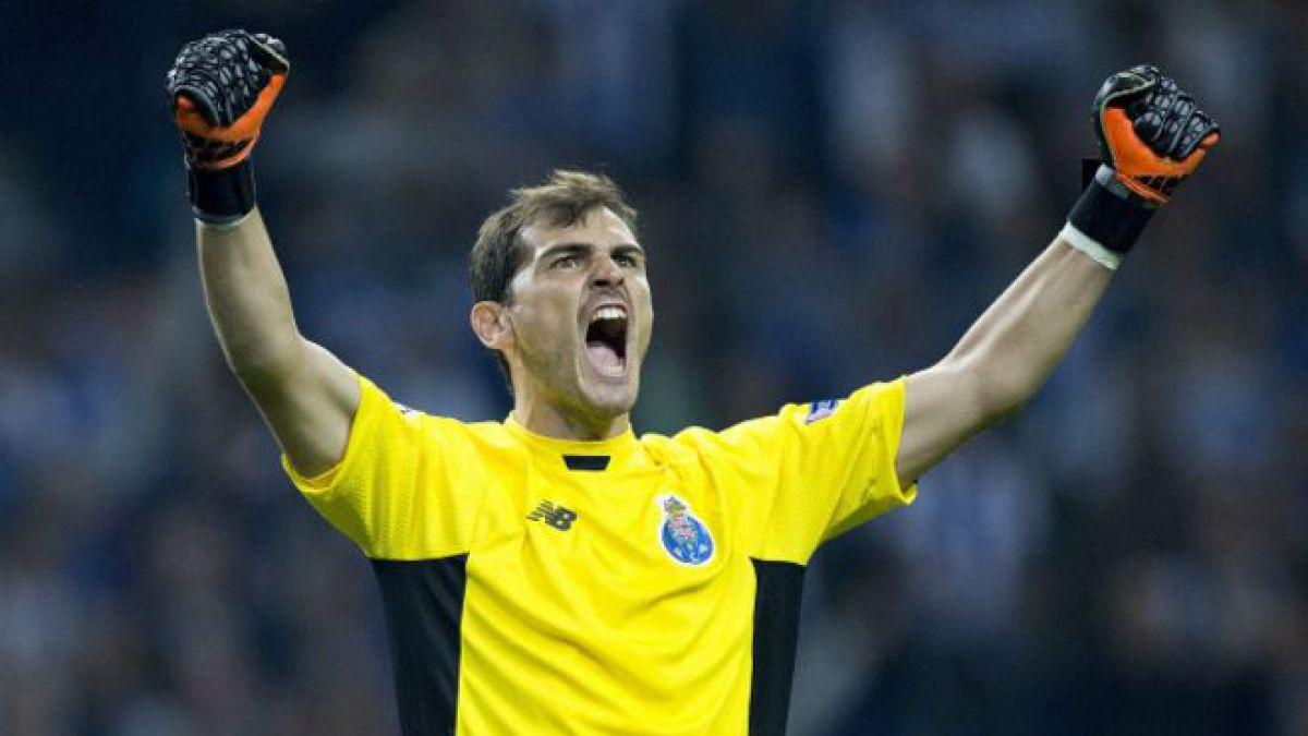 Iker Casillas podría seguir en el Porto hasta el 2018