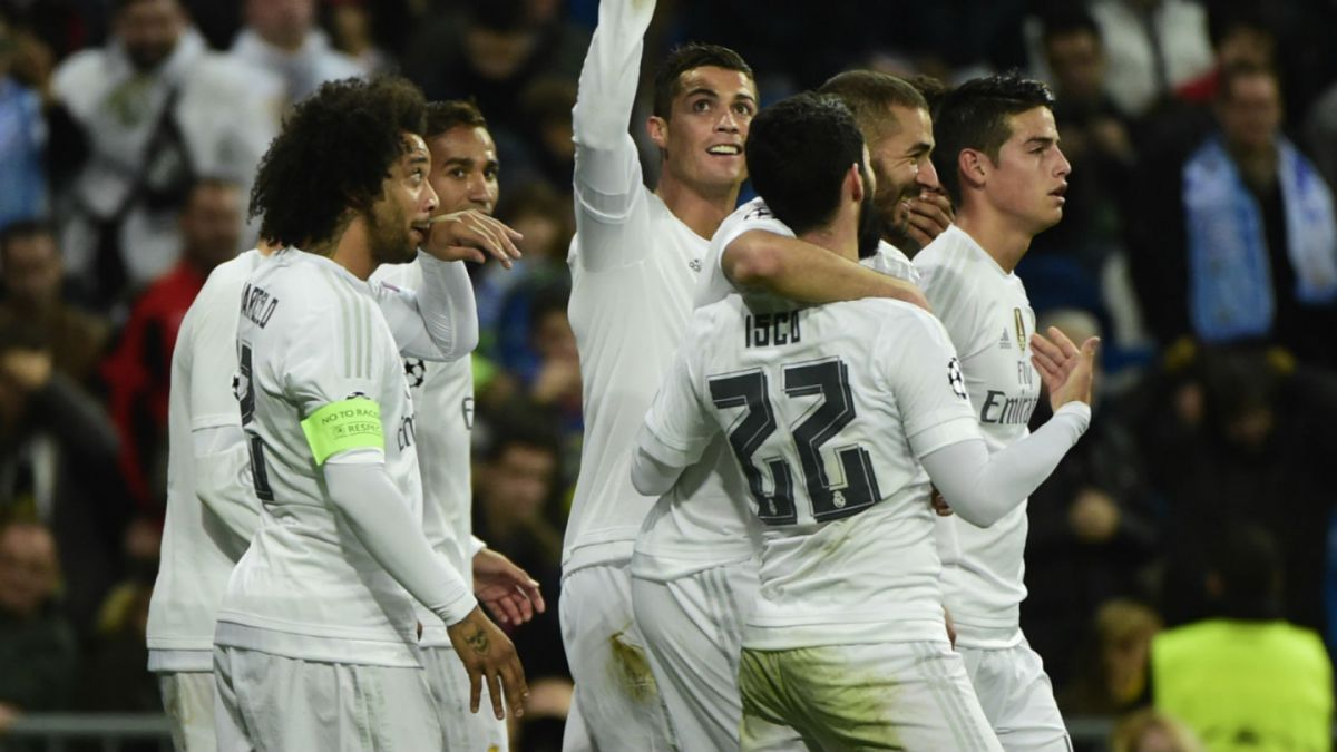 Real Madrid aplasta a Malmö por Champions e iguala histórico registro del Liverpool