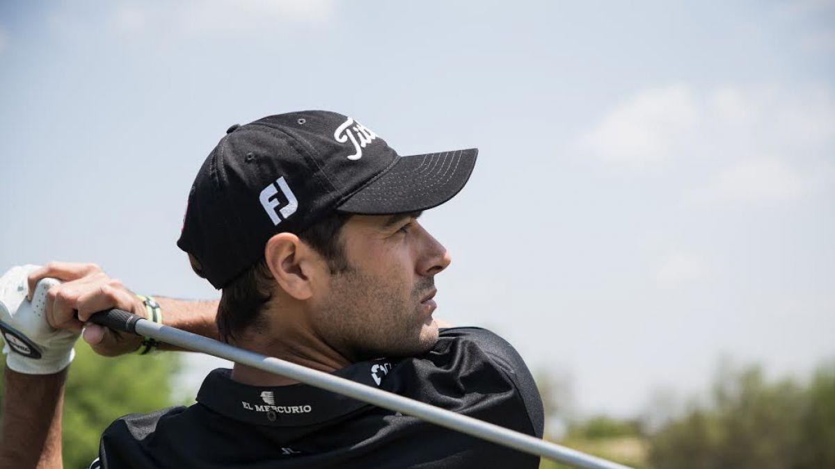 Golfista Benjamín Alvarado regresa a la competencia tras superar sus lesiones