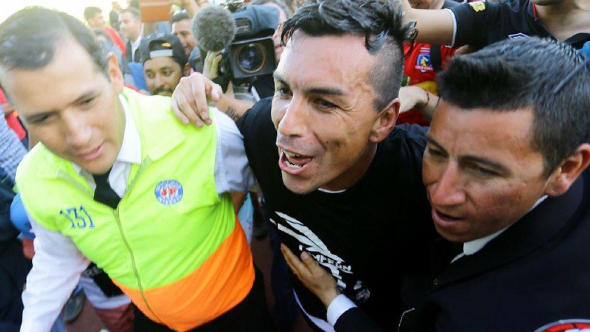 Suspendida definitivamente la entrega de la Copa a Colo Colo