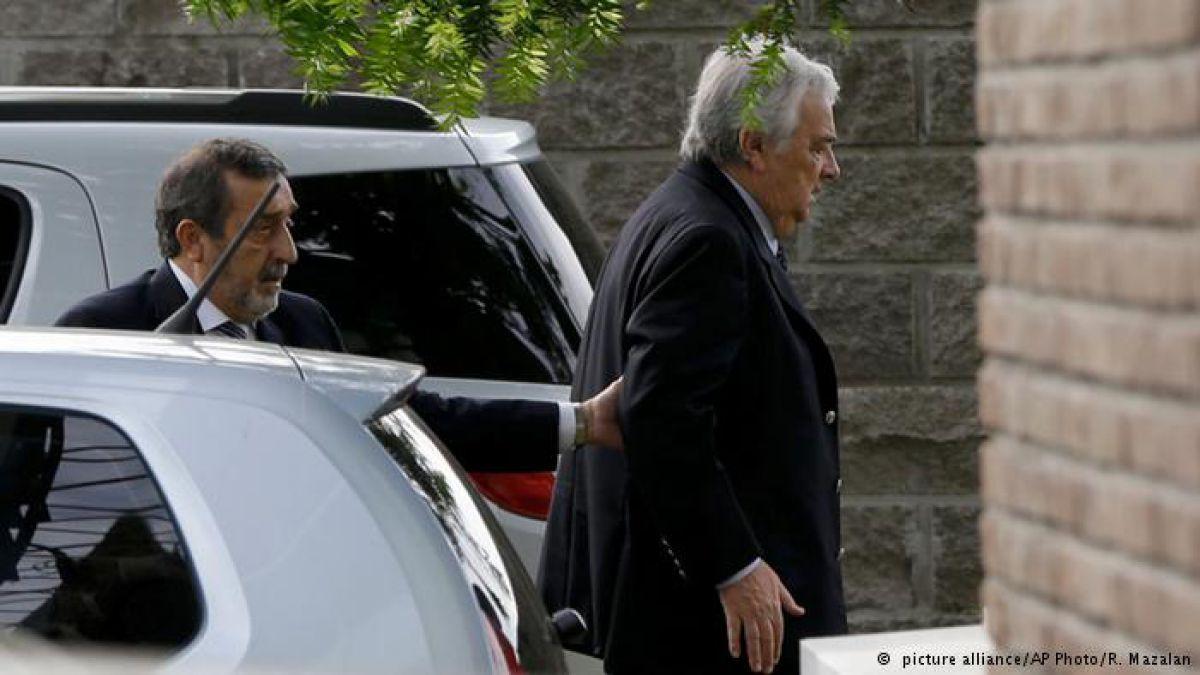 Se entrega el ex secretario general de la Conmebol