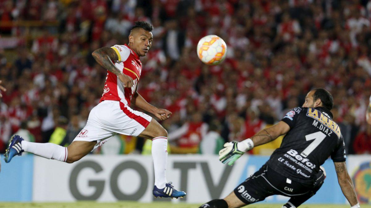 Santa Fe es el campeón de la Copa Sudamericana 2015
