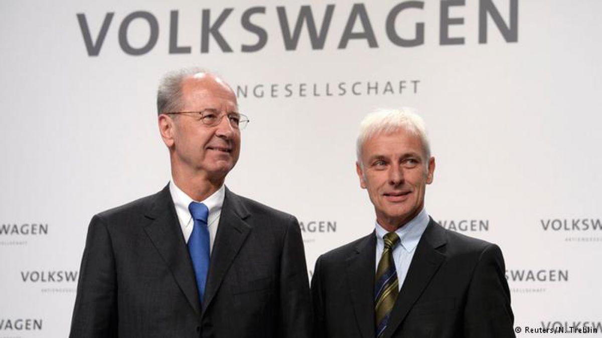 """Volkswagen: """"El principal problema es que las responsabilidades no estaban claras"""""""