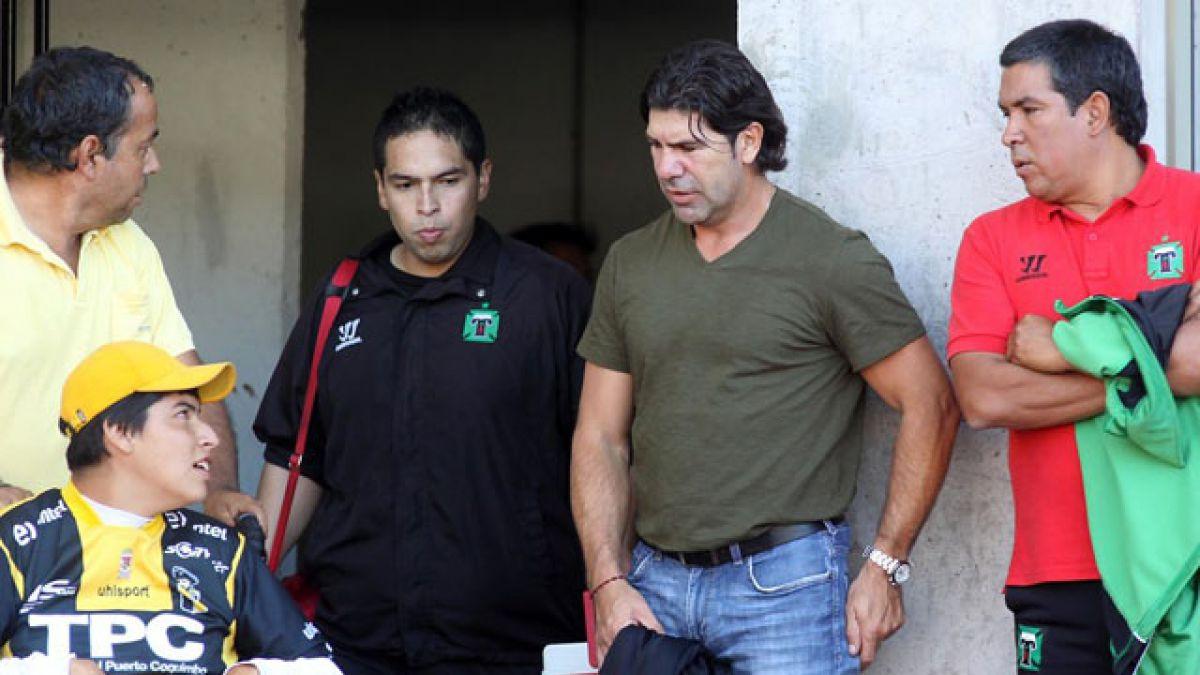 Marcelo Salas presentará querella contra preparador de arqueros de Deportes La Serena