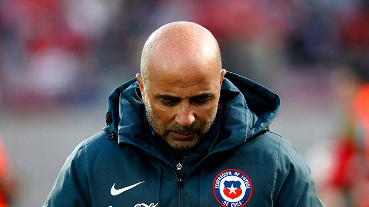 "Jorge Sampaoli niega renuncia a ""La Roja"""