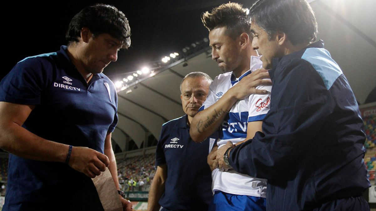 Confirman lesión en el hombro izquierdo de Roberto Gutiérrez
