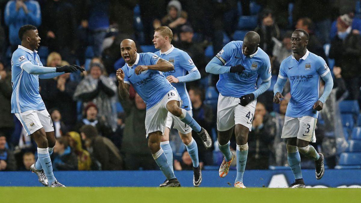 Manchester City de Pellegrini logra agónica victoria en la Premier League