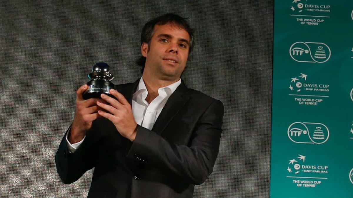 Fernando González entrega apoyo a jugadores de Copa Davis: Poca gente se atreve a hablar